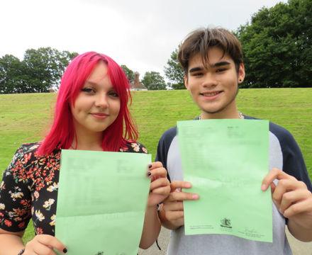 1. Amyleigh and James