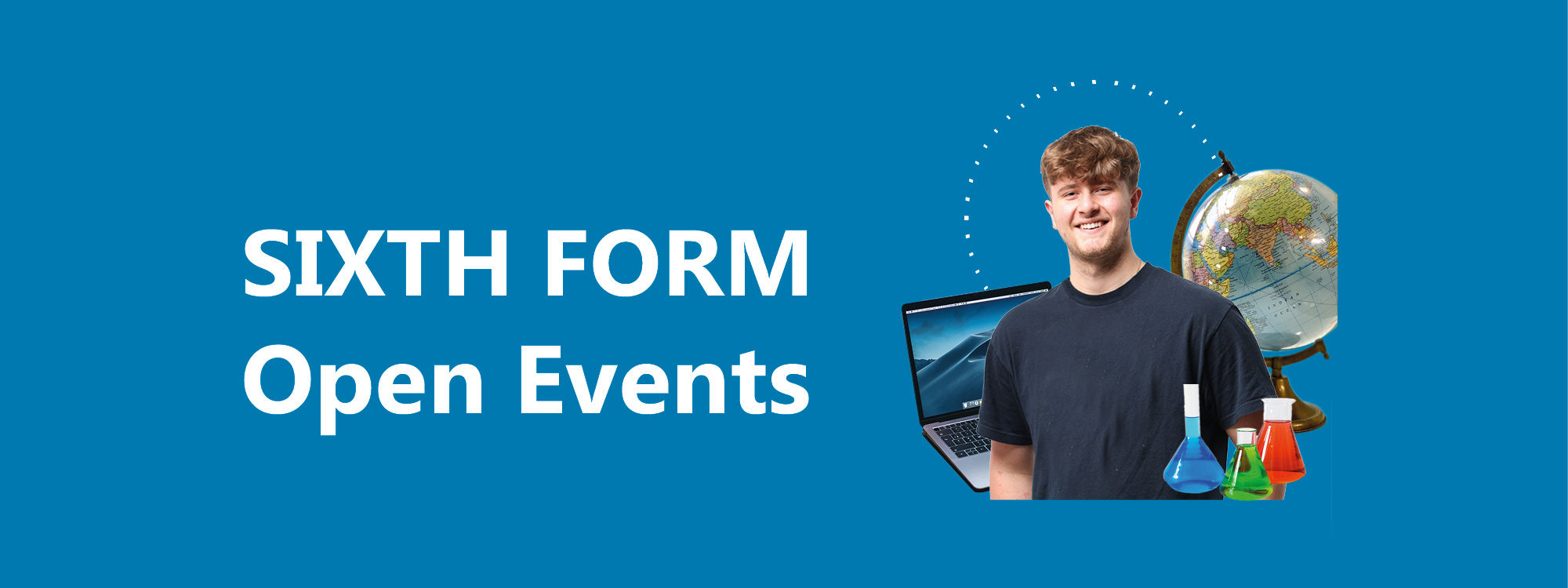 Sixth Form Choices Banner